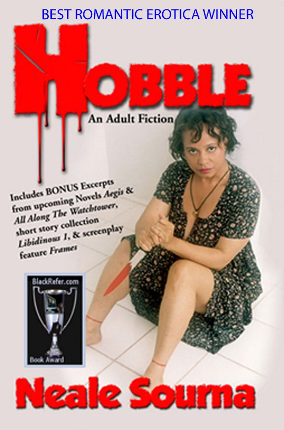 ebook cover of Hobble by Neale Sourna